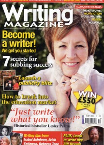 Writing Mag Isabel Ashdown Dec 09