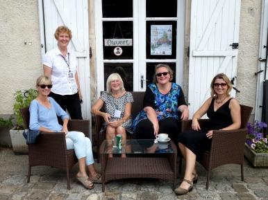 Charroux Literary Festival, 2015