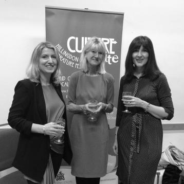 Culture Bite Festival 2017, with Jane Corry & Louise Jensen