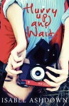 Hurry Up and Wait by Isabel Ashdown MASTER cover