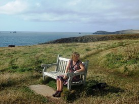 Isabel and Charlie, Cornwall
