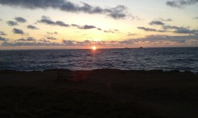 Treyarnon Sunset