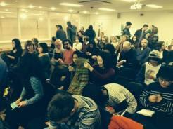 WiR Salon, Brighton 2013