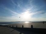 West Sussex beach