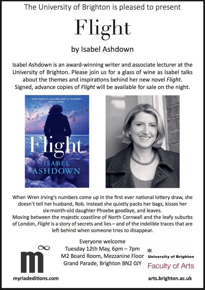 Flight Preview Launch University of Brighton May 2015