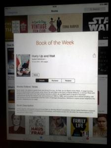 HUAW Book of Week 2015