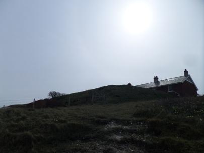 Coastguard cottage, The Needles