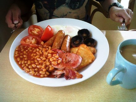 Yaverland Cafe - THE best breakfast